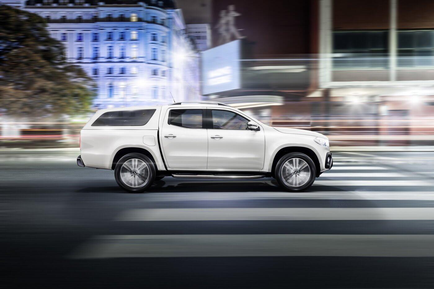 Bán tải Mercedes-Benz X-Class sẽ không có phiên bản động cơ V8 4.0L - Hình 2