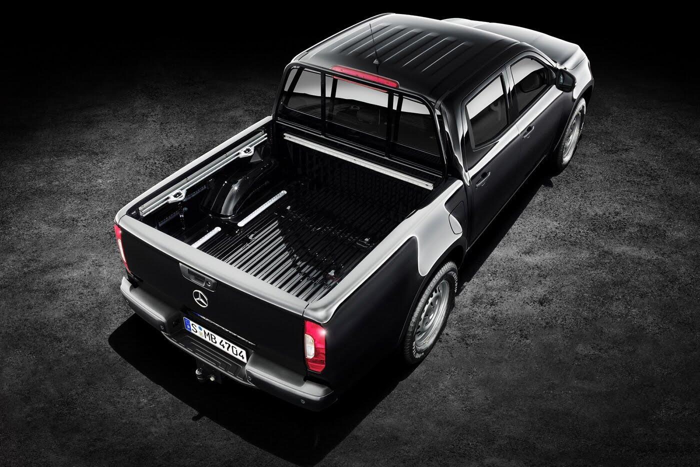 Bán tải Mercedes-Benz X-Class sẽ không có phiên bản động cơ V8 4.0L - Hình 4
