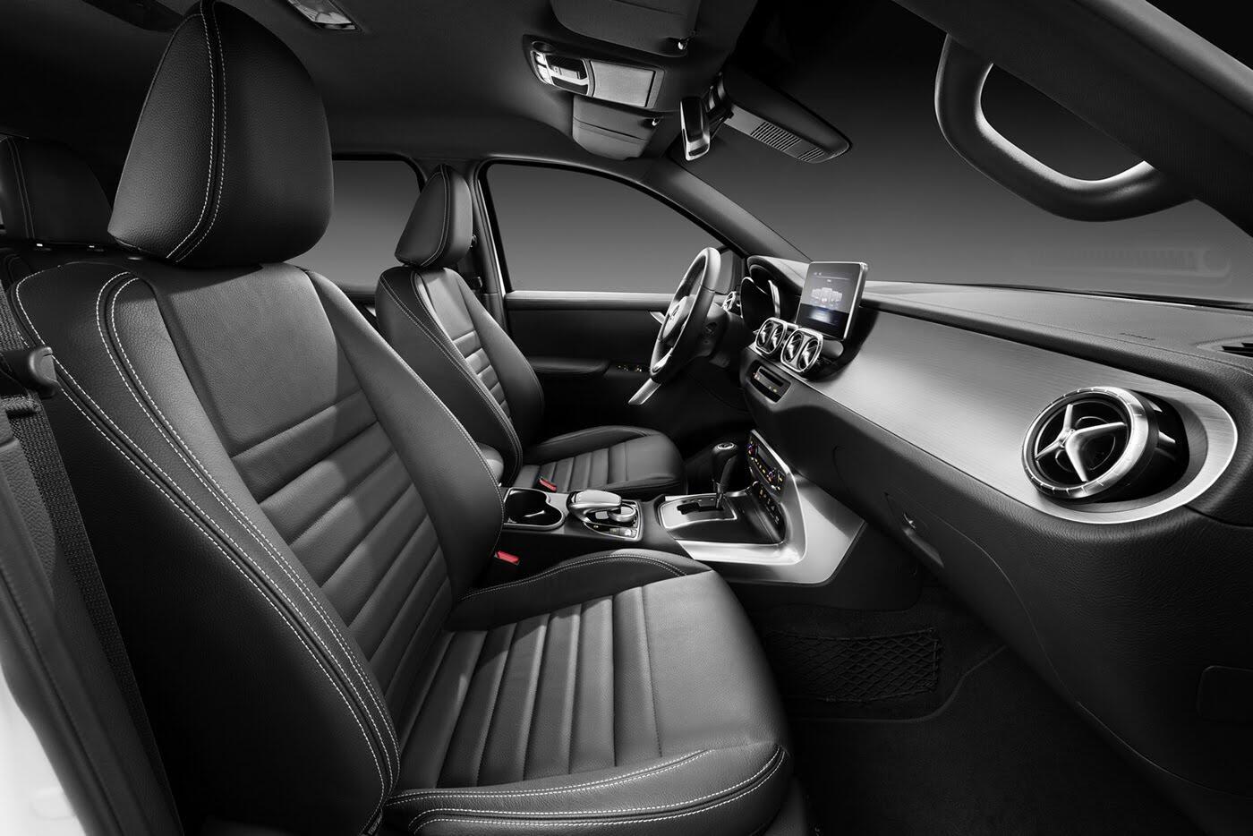 Bán tải Mercedes-Benz X-Class sẽ không có phiên bản động cơ V8 4.0L - Hình 5