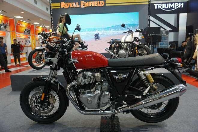 Bảng giá môtô Royal Enfield mới nhất tại Việt Nam: Xe chất, giá đậm đà - Hình 2