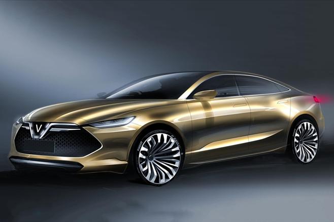 Bảng giá xe VinFast - Hình 1