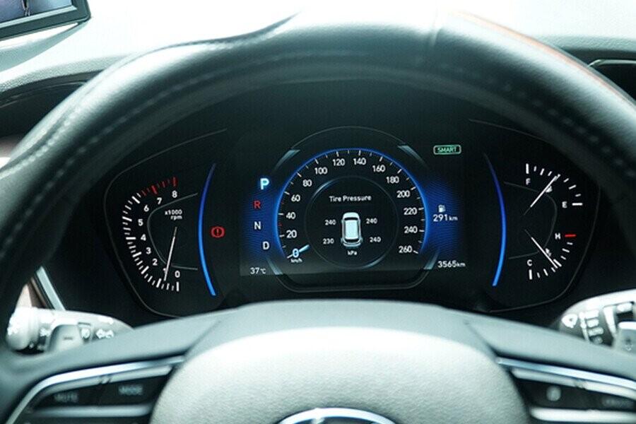 Hiểu sai thông báo cảm biến áp suất lốp