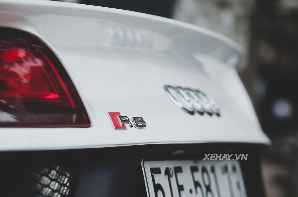 Bắt gặp Audi R8 V8 độ - Hình 3