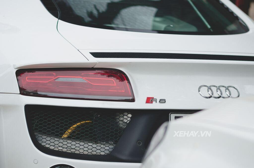 Bắt gặp Audi R8 V8 độ - Hình 4