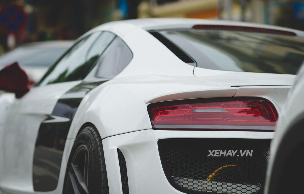 Bắt gặp Audi R8 V8 độ - Hình 9
