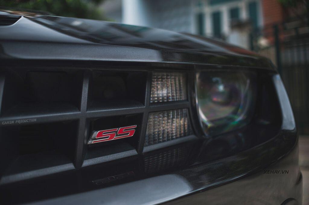 """Bắt gặp bộ đôi """"cơ bắp Mỹ"""" Camaro SS 2010 và Ford Mustang GT 5.0 Performance Package 2019 trên phố Hà Nội - Hình 17"""