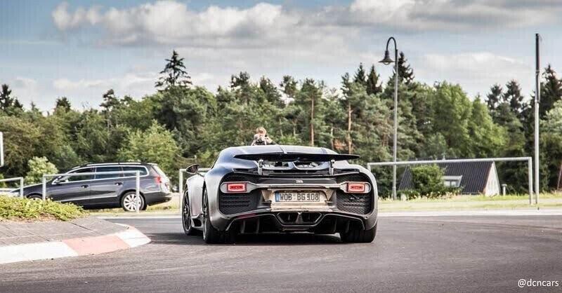 Bắt gặp Bugatti Divo trên đường thử Nurburgring ? - Hình 3