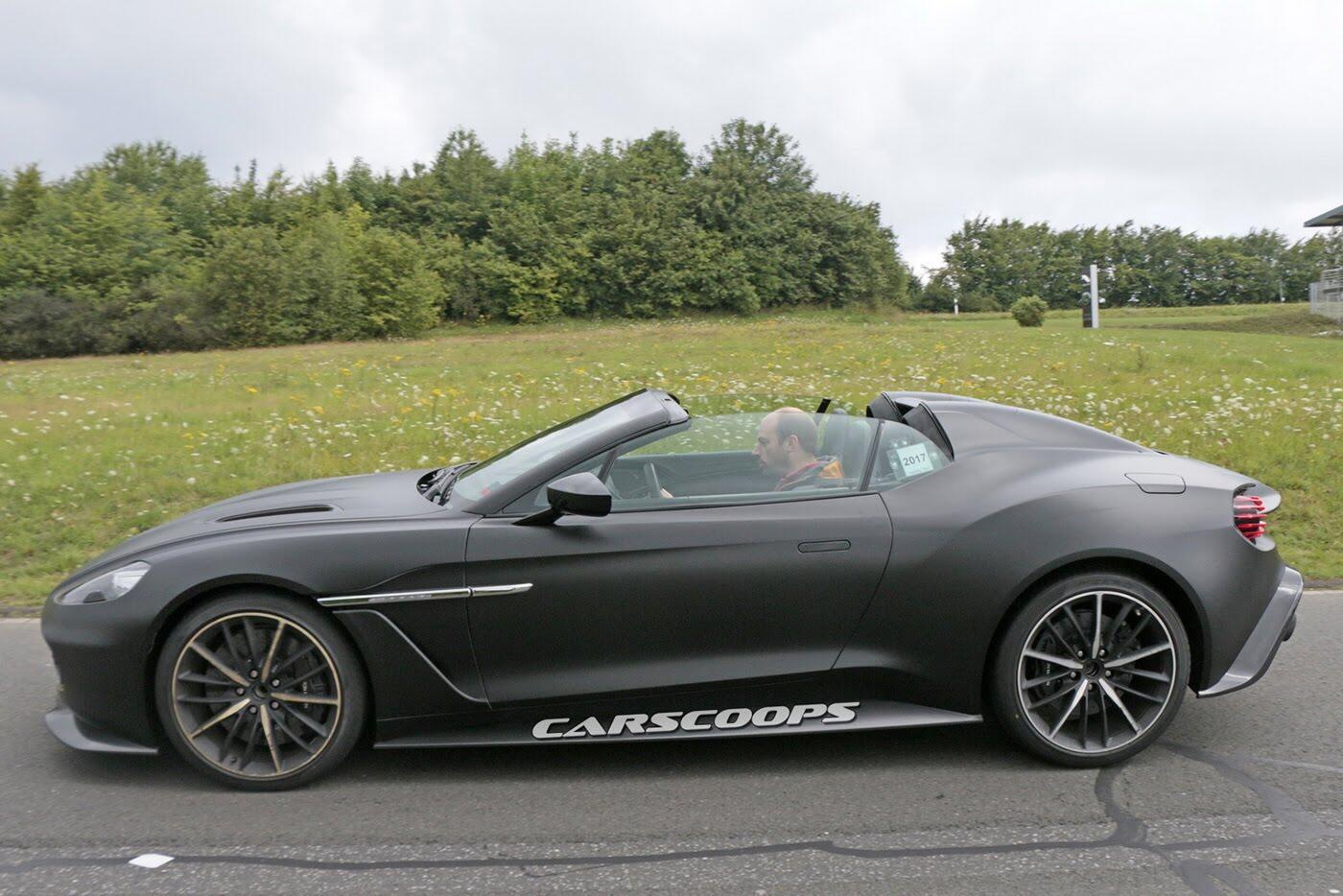 """""""Bắt gặp"""" siêu xe mới của Aston Martin, giá 1,6 triệu USD - Hình 3"""