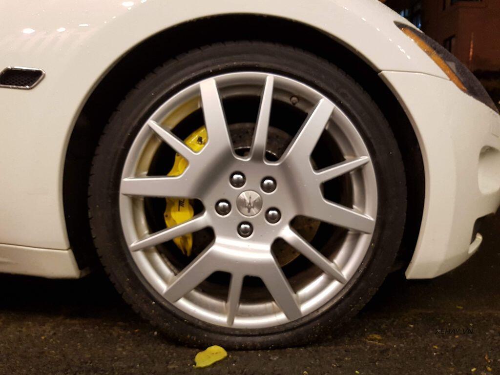 """Bắt gặp """"xế độc"""" Maserati GranCabrio tại TP.Hồ Chí Minh - Hình 4"""