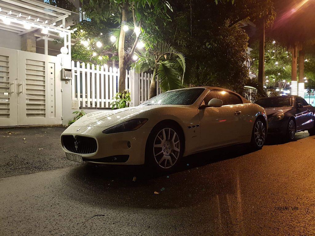 """Bắt gặp """"xế độc"""" Maserati GranCabrio tại TP.Hồ Chí Minh - Hình 7"""