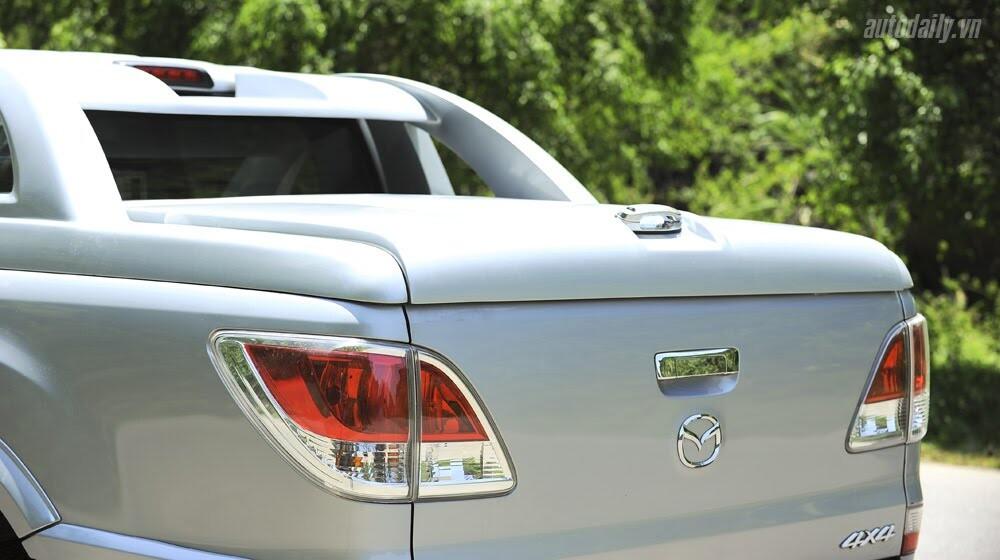 """""""Bay"""" cùng Mazda BT-50S - Hình 5"""