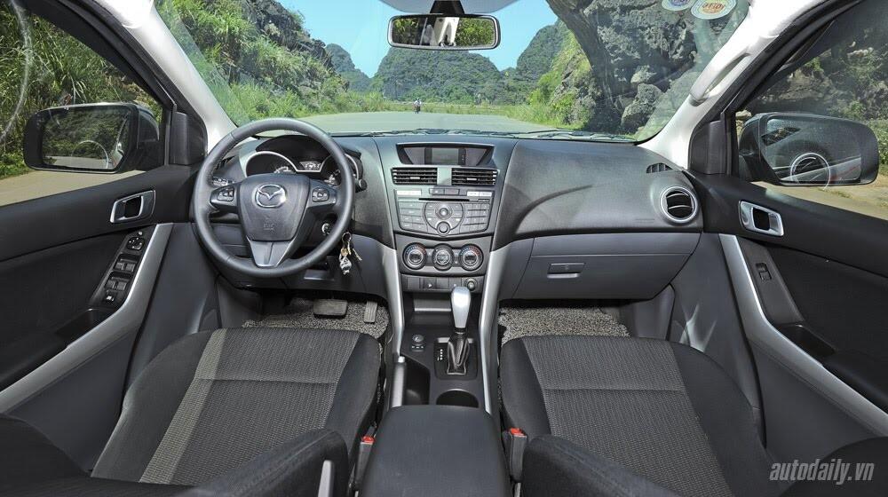 """""""Bay"""" cùng Mazda BT-50S - Hình 6"""