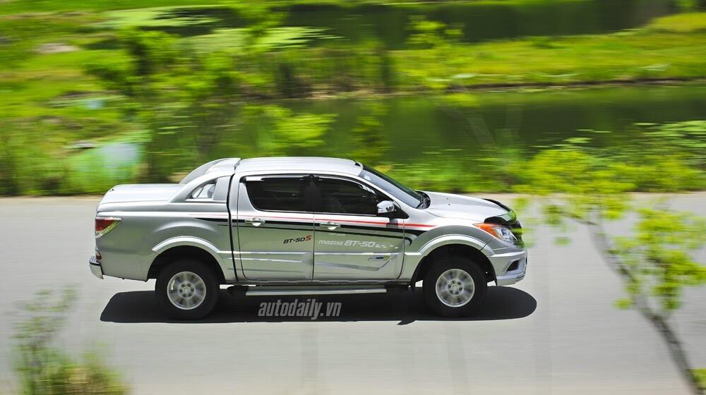 """""""Bay"""" cùng Mazda BT-50S - Hình 13"""