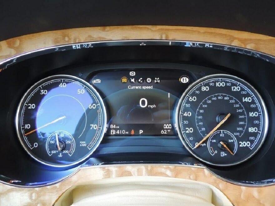 Bentley Bentayga 2017 - SUV nhanh nhất, sang trọng bậc nhất - Hình 15