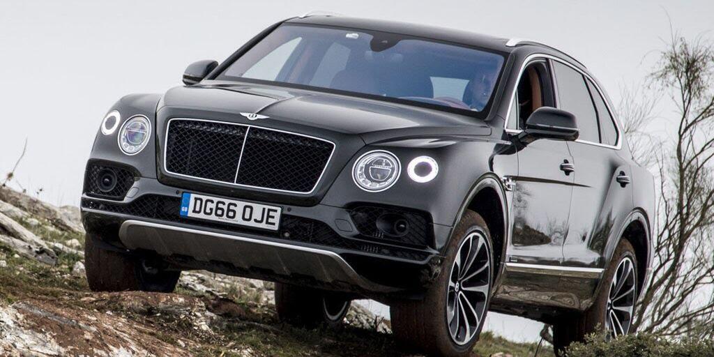 Bentley Bentayga 2017 - SUV nhanh nhất, sang trọng bậc nhất - Hình 23