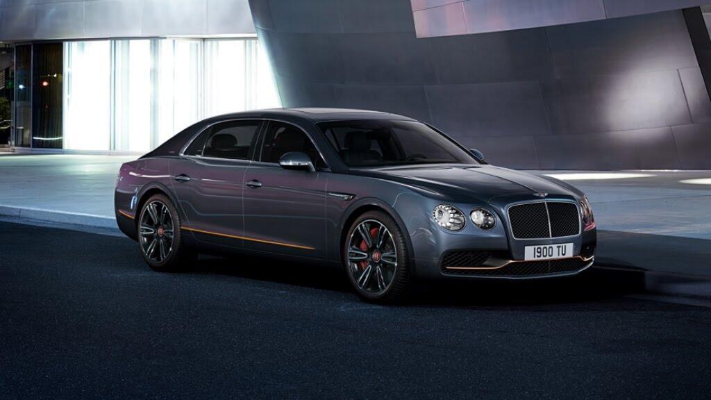 Bentley Flying Spur phiên bản đặc biệt ra mắt thị trường Việt - Hình 1