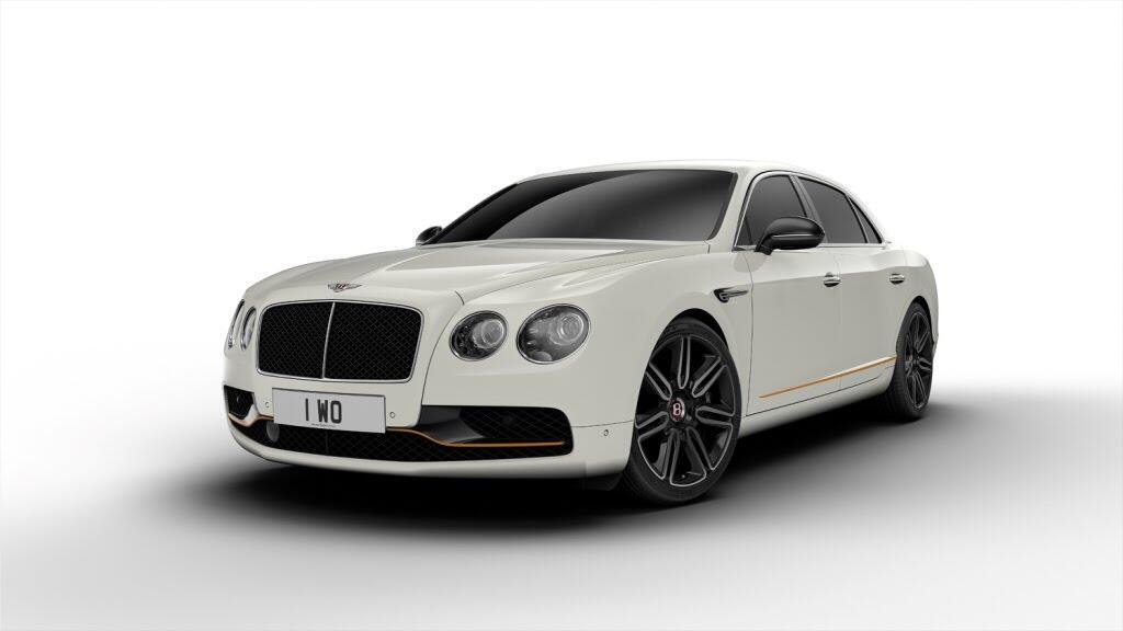 Bentley Flying Spur phiên bản đặc biệt ra mắt thị trường Việt - Hình 5