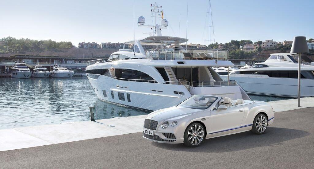 Bentley tung Bentley Continental GT Convertible Galene Edition mới nhất - Hình 1