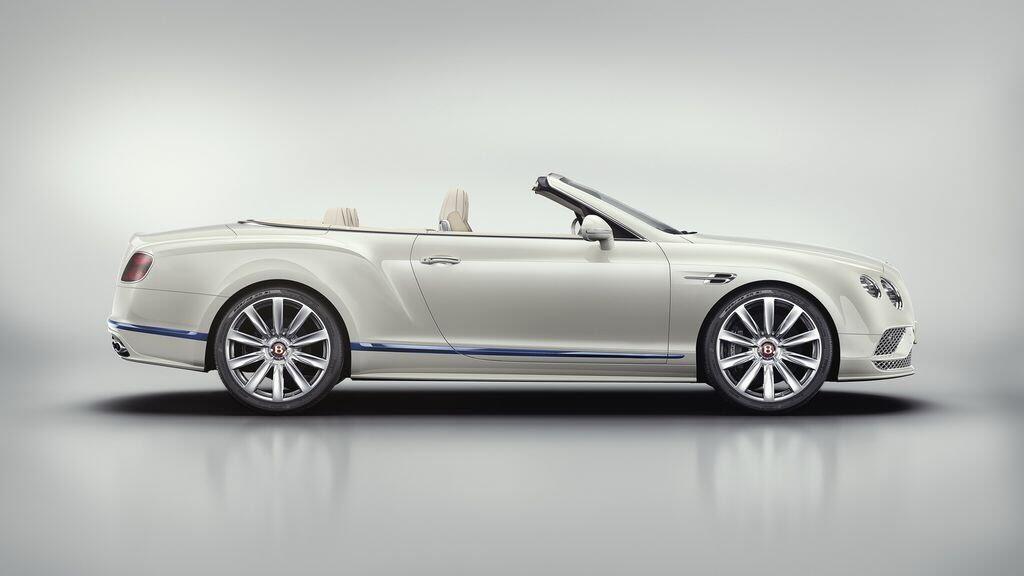 Bentley tung Bentley Continental GT Convertible Galene Edition mới nhất - Hình 2
