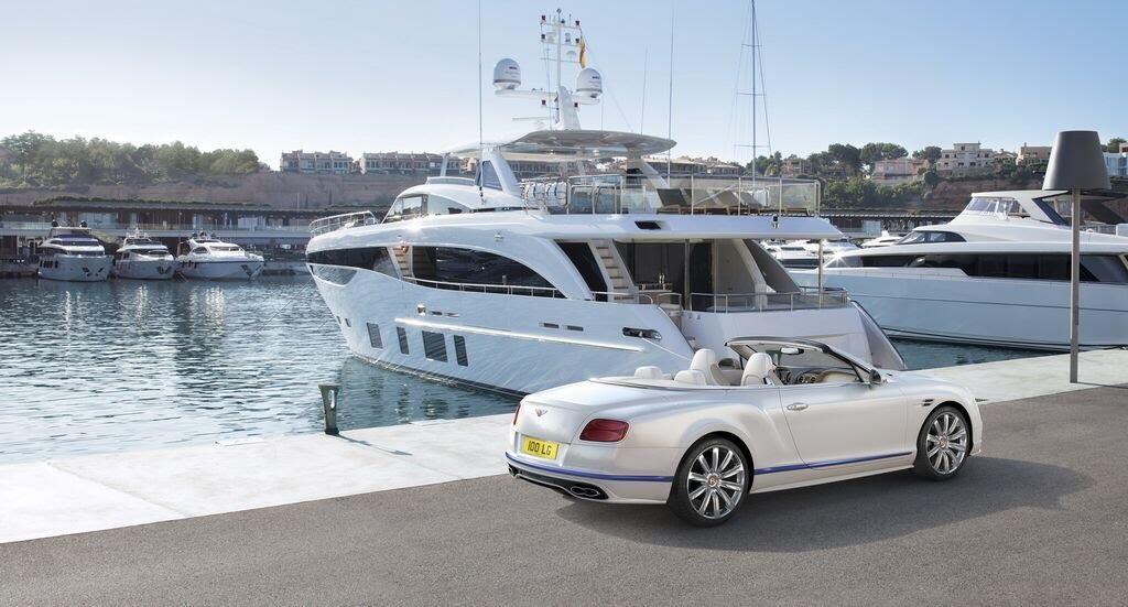 Bentley tung Bentley Continental GT Convertible Galene Edition mới nhất - Hình 3