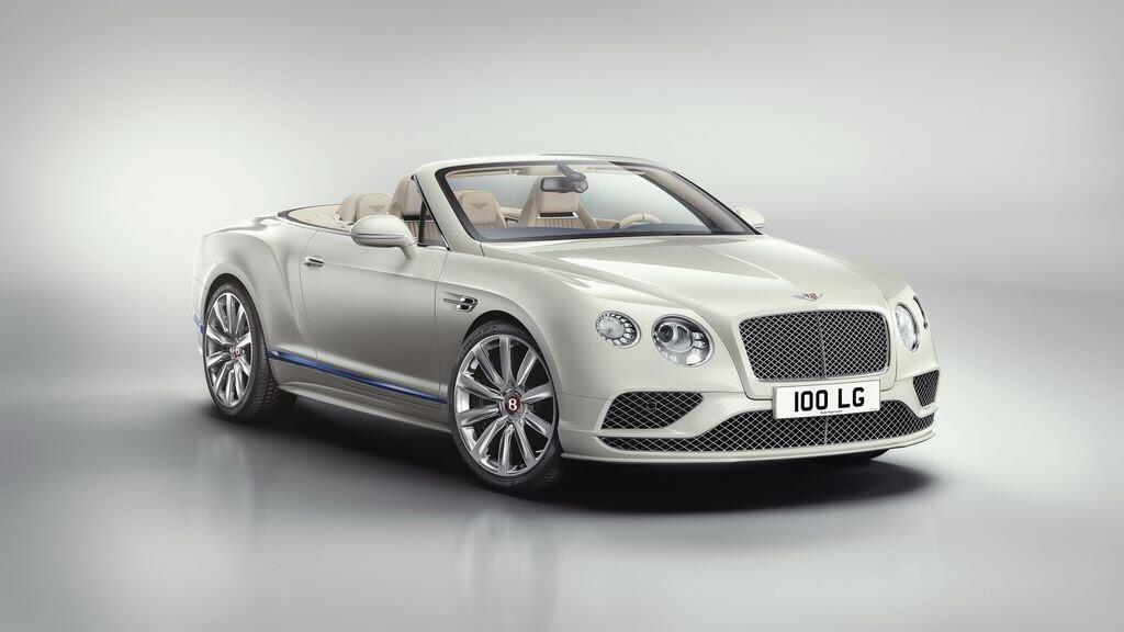 Bentley tung Bentley Continental GT Convertible Galene Edition mới nhất - Hình 4