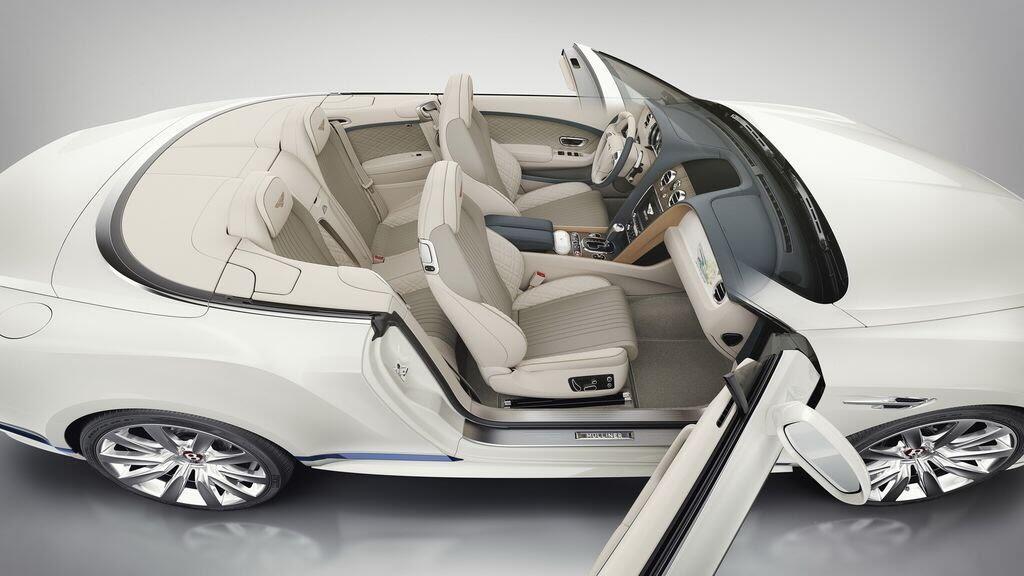 Bentley tung Bentley Continental GT Convertible Galene Edition mới nhất - Hình 5