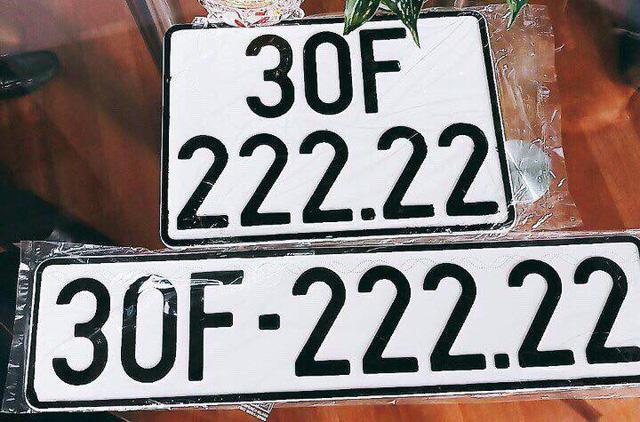 Chọn biển số xe ô tô hợp phong thủy