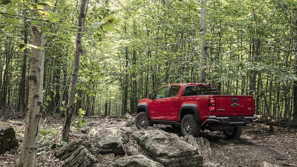 Biến thể của Chevrolet Colorado ZR2, đối đầu Ford Ranger Raptor - Hình 3