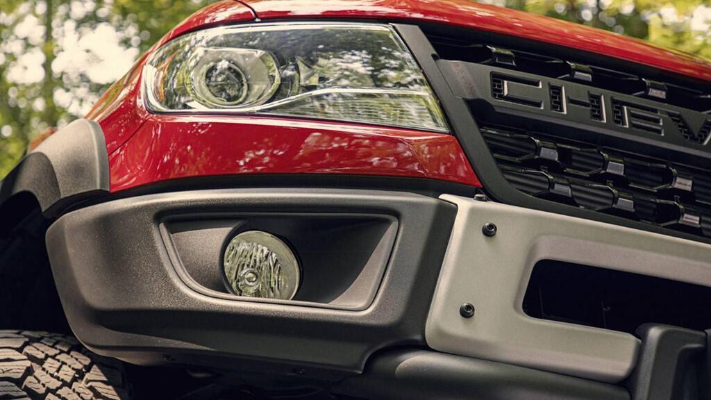 Biến thể của Chevrolet Colorado ZR2, đối đầu Ford Ranger Raptor - Hình 5