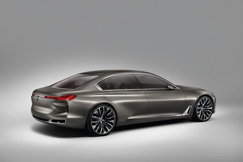BM hé lộ dòng 9 Series, cạnh tranh với Mercedes-Maybach - Hình 3