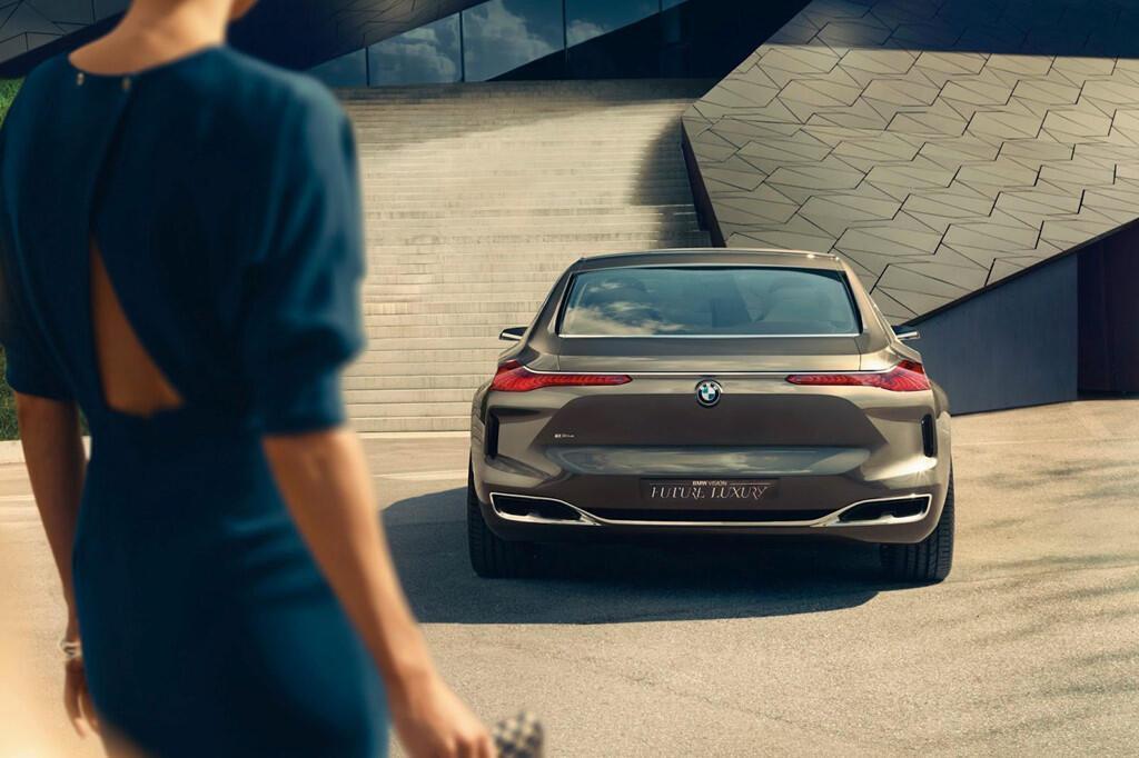 BM hé lộ dòng 9 Series, cạnh tranh với Mercedes-Maybach - Hình 5