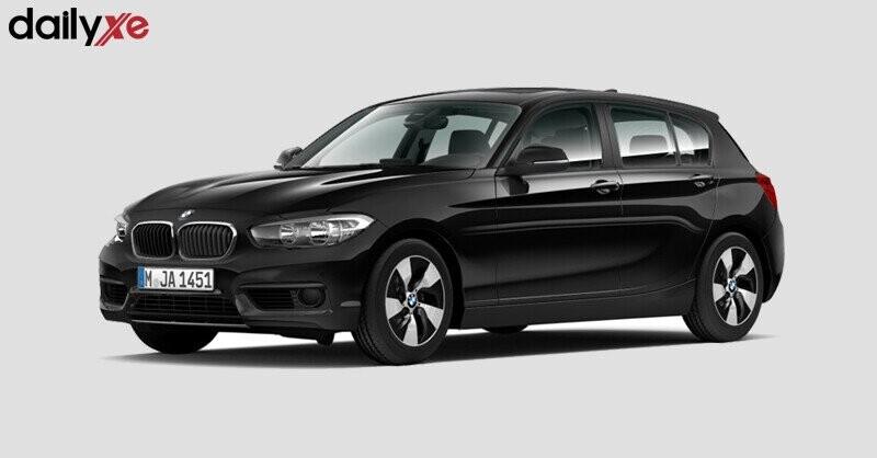Tổng quan BMW Series 1