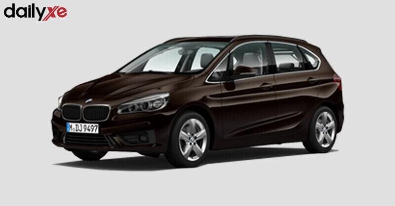 Tổng quan BMW Series 2