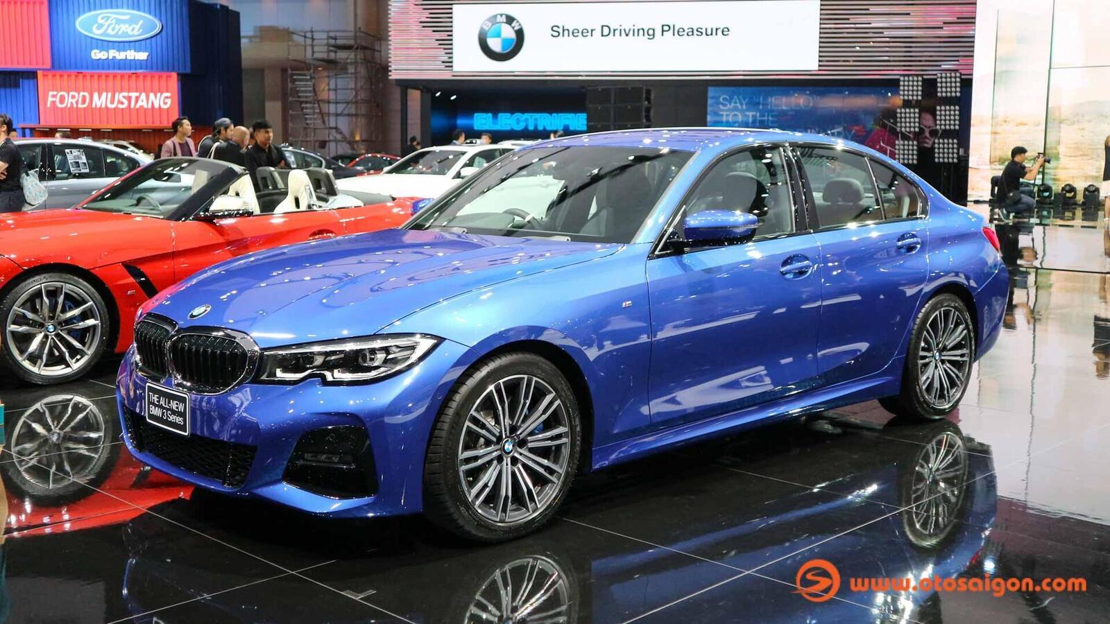 BMW 3 Series mới tại Thái Lan có giá bán từ 2,1 đến 2,4 tỷ đồng - Hình 1