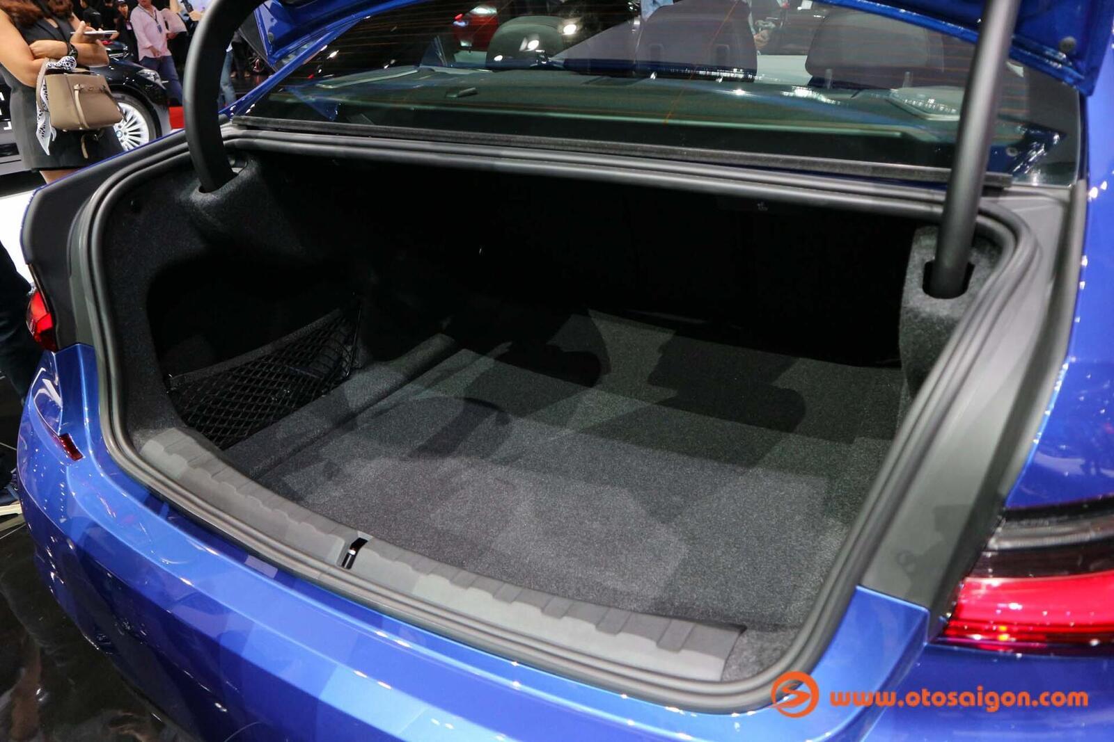 BMW 3 Series mới tại Thái Lan có giá bán từ 2,1 đến 2,4 tỷ đồng - Hình 11
