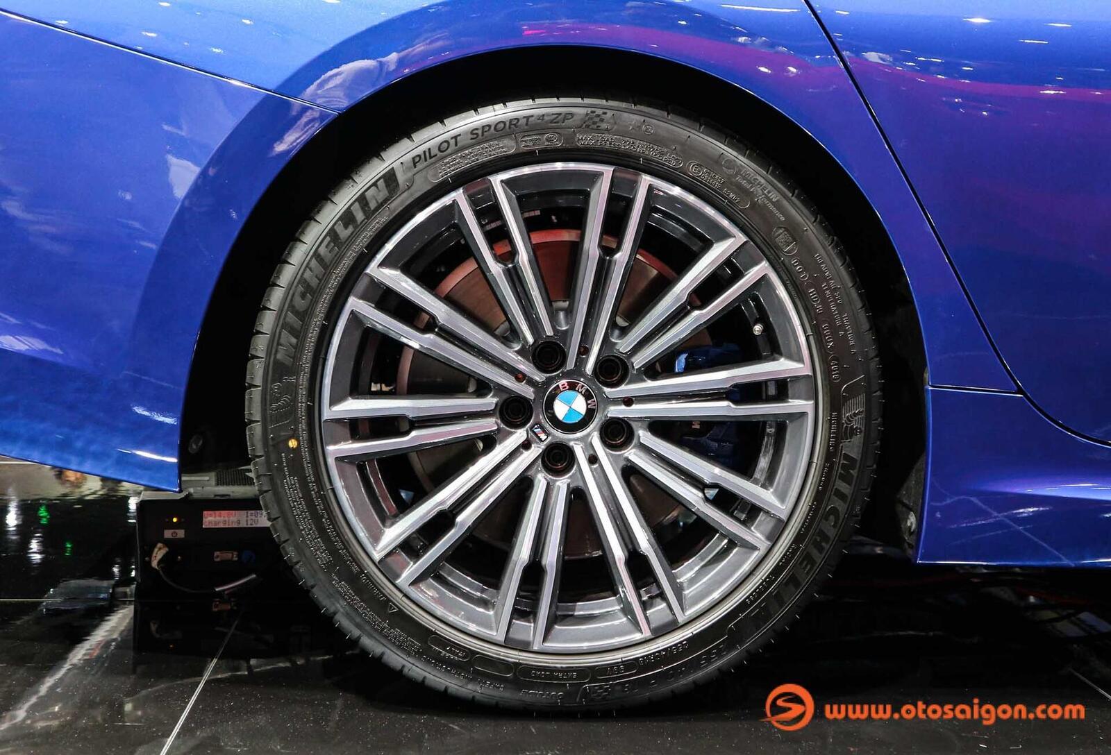 BMW 3 Series mới tại Thái Lan có giá bán từ 2,1 đến 2,4 tỷ đồng - Hình 12