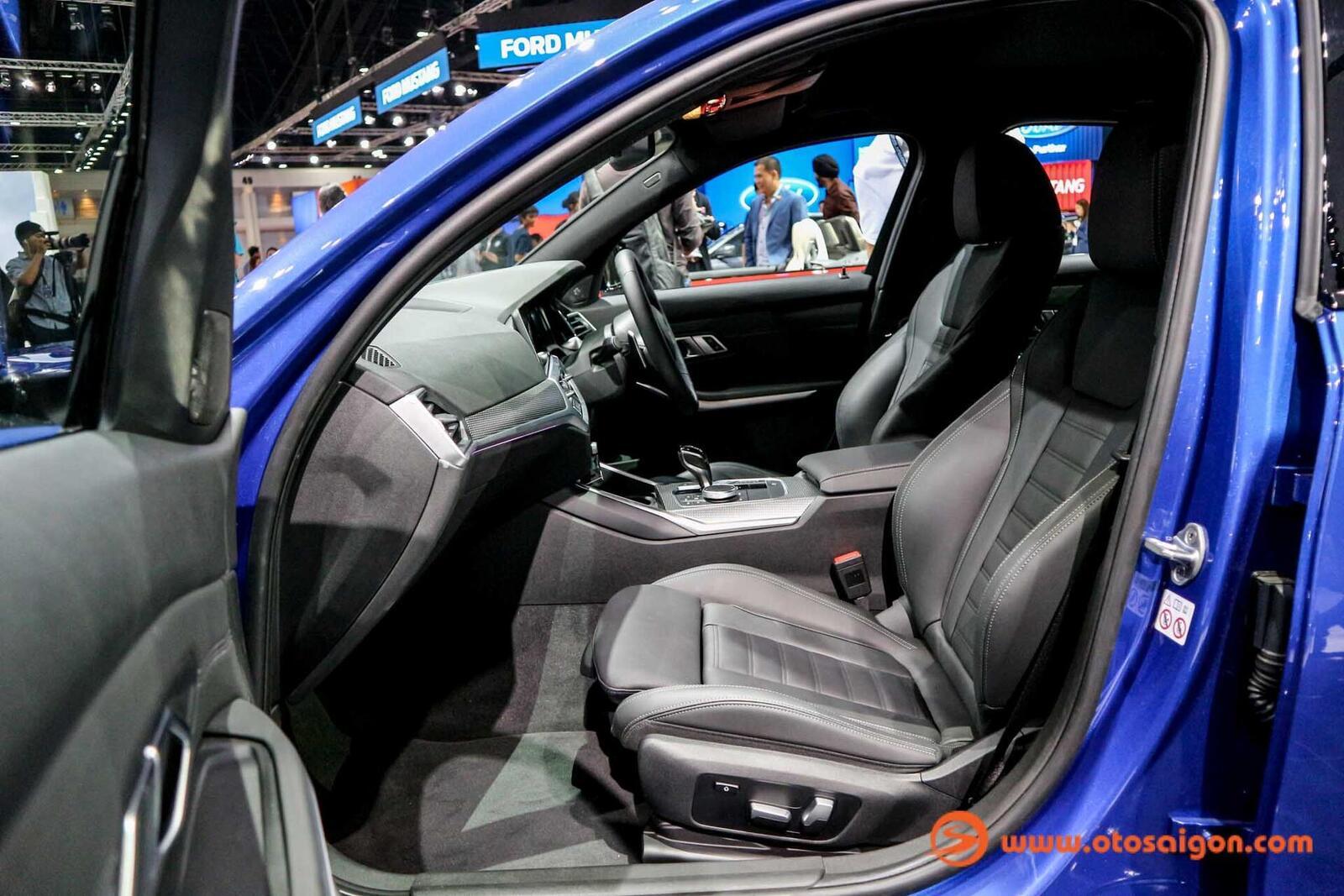 BMW 3 Series mới tại Thái Lan có giá bán từ 2,1 đến 2,4 tỷ đồng - Hình 13
