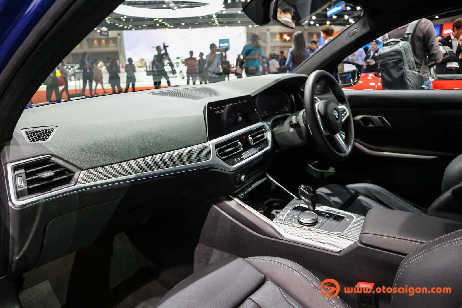 BMW 3 Series mới tại Thái Lan có giá bán từ 2,1 đến 2,4 tỷ đồng - Hình 14