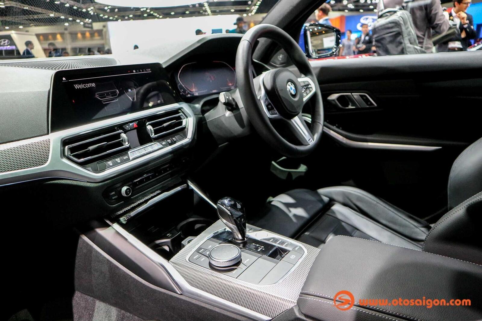 BMW 3 Series mới tại Thái Lan có giá bán từ 2,1 đến 2,4 tỷ đồng - Hình 15