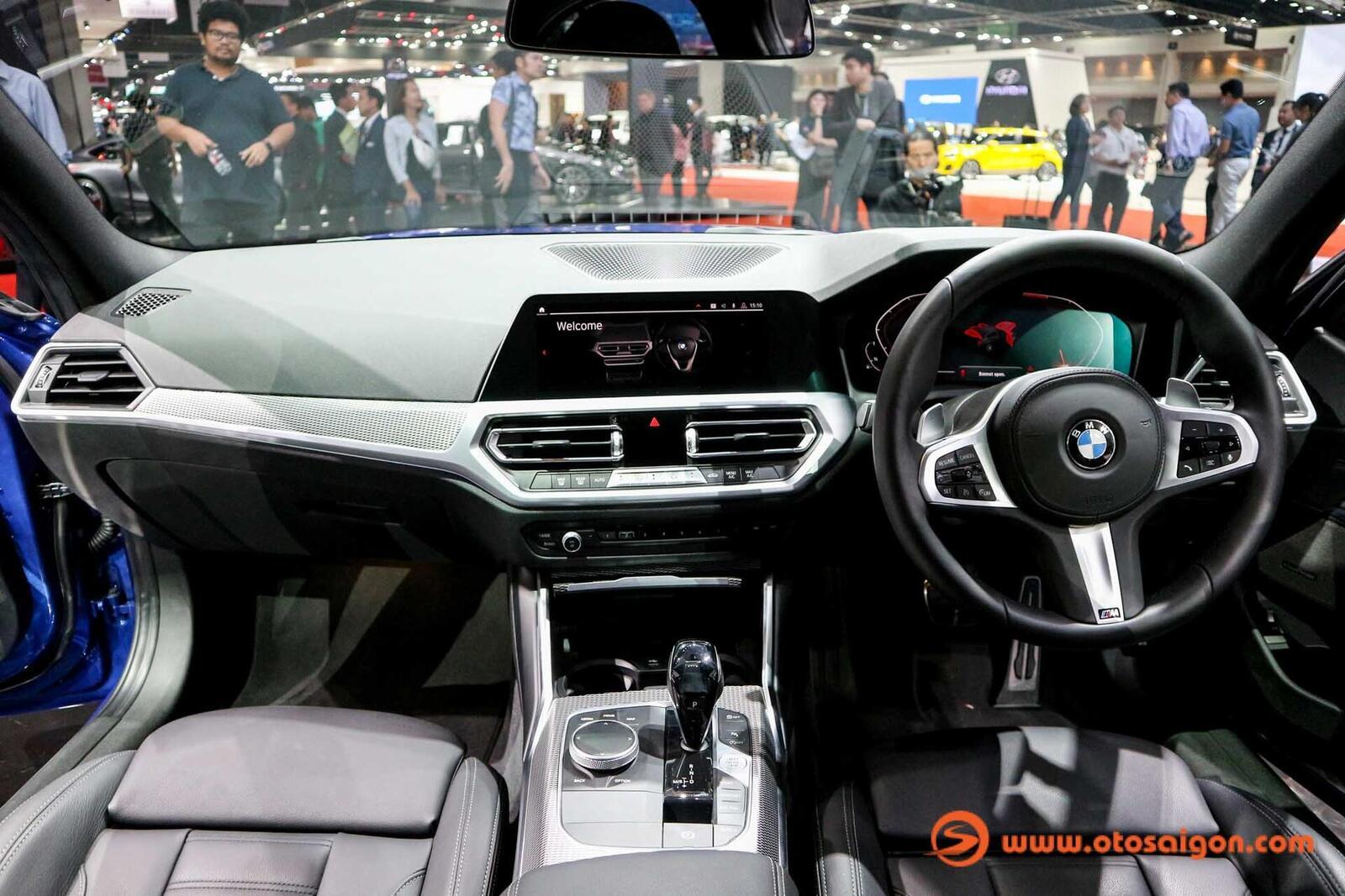 BMW 3 Series mới tại Thái Lan có giá bán từ 2,1 đến 2,4 tỷ đồng - Hình 16
