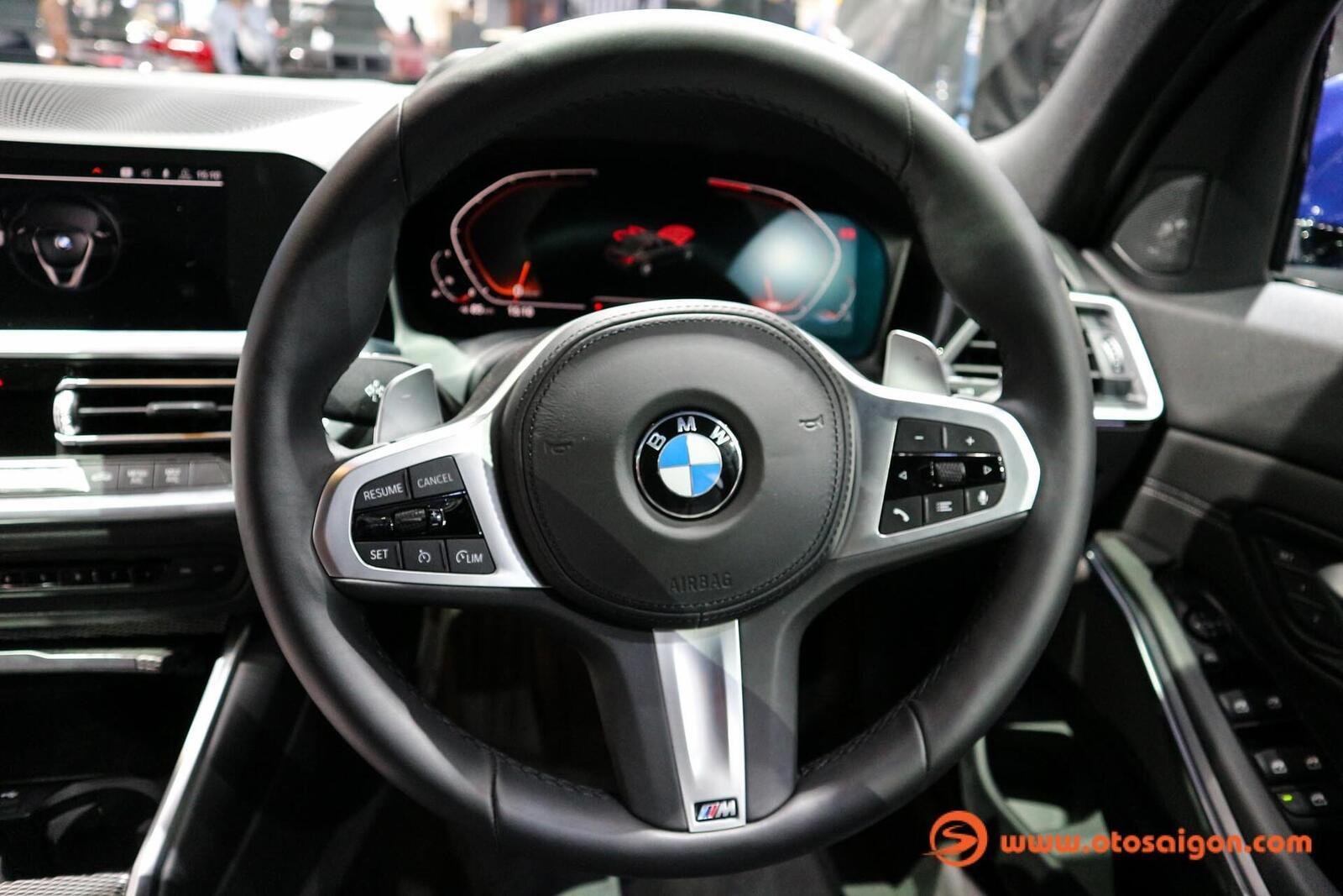 BMW 3 Series mới tại Thái Lan có giá bán từ 2,1 đến 2,4 tỷ đồng - Hình 17