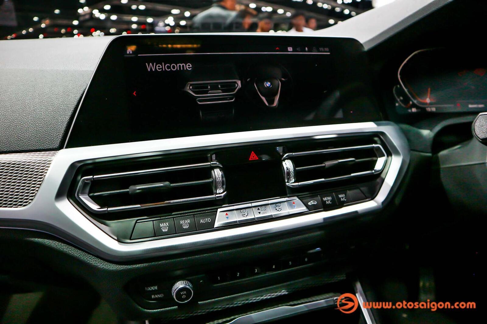 BMW 3 Series mới tại Thái Lan có giá bán từ 2,1 đến 2,4 tỷ đồng - Hình 18