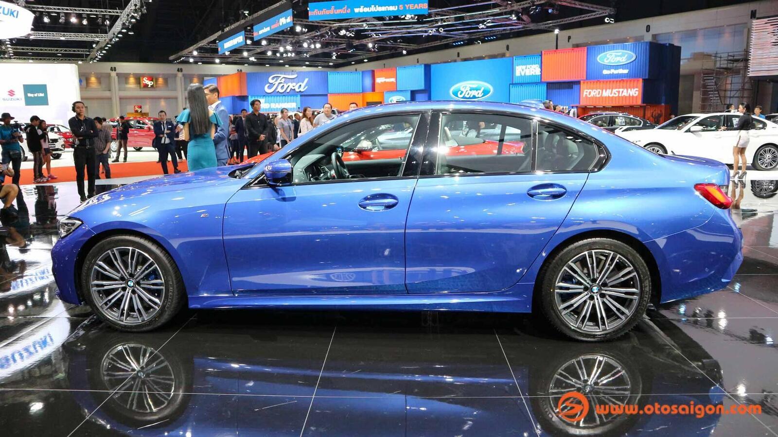 BMW 3 Series mới tại Thái Lan có giá bán từ 2,1 đến 2,4 tỷ đồng - Hình 2