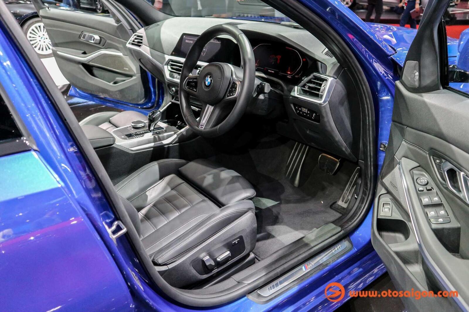 BMW 3 Series mới tại Thái Lan có giá bán từ 2,1 đến 2,4 tỷ đồng - Hình 23