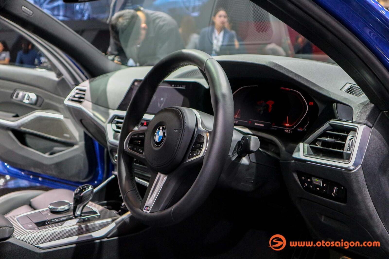 BMW 3 Series mới tại Thái Lan có giá bán từ 2,1 đến 2,4 tỷ đồng - Hình 26