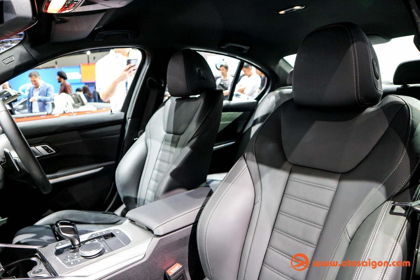 BMW 3 Series mới tại Thái Lan có giá bán từ 2,1 đến 2,4 tỷ đồng - Hình 27