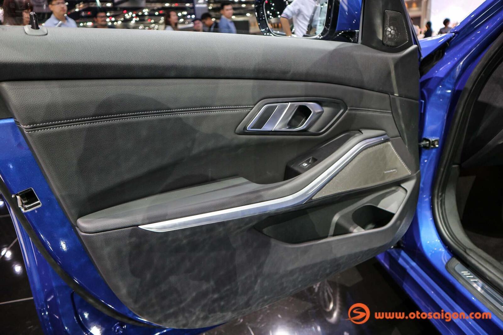 BMW 3 Series mới tại Thái Lan có giá bán từ 2,1 đến 2,4 tỷ đồng - Hình 28