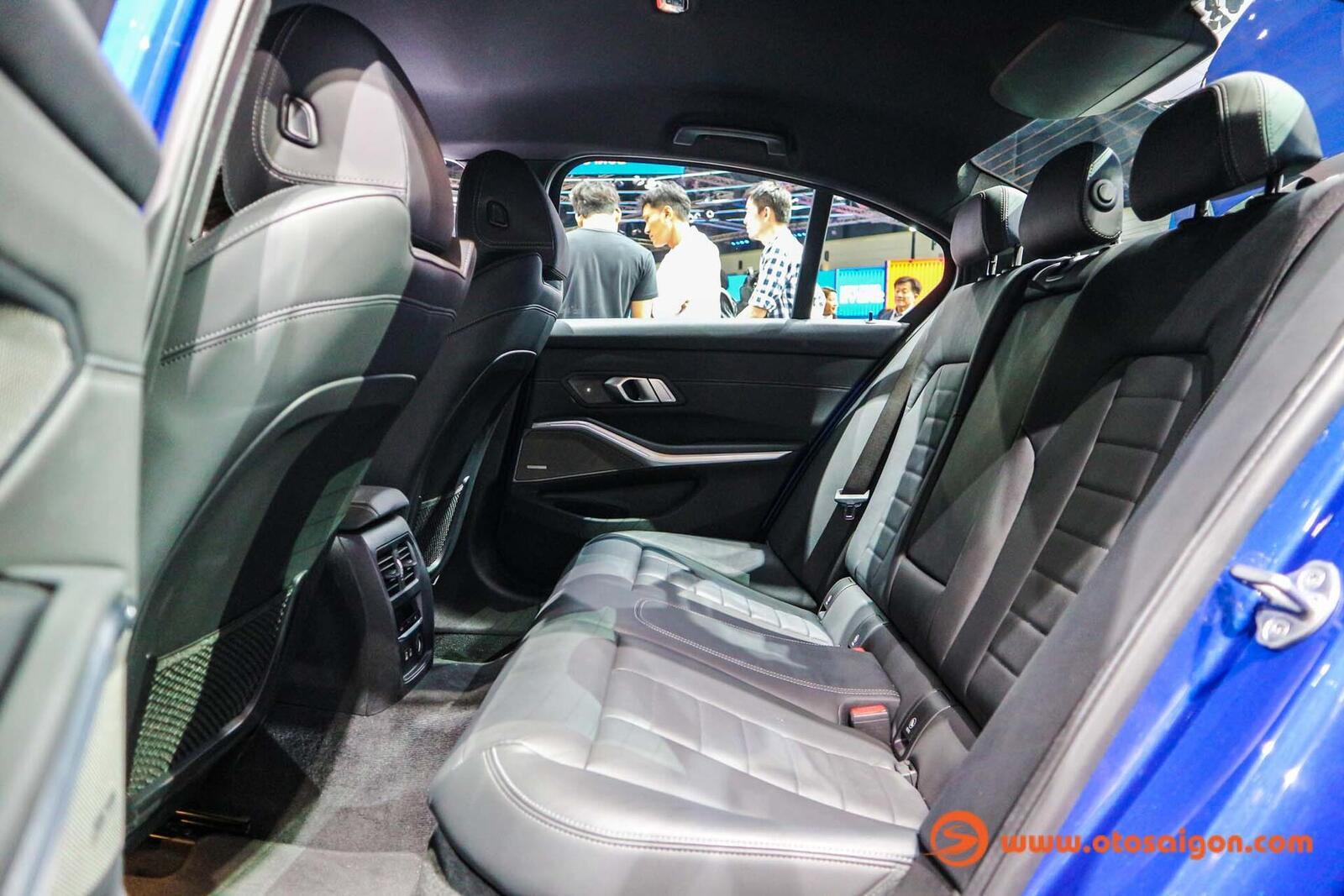 BMW 3 Series mới tại Thái Lan có giá bán từ 2,1 đến 2,4 tỷ đồng - Hình 29