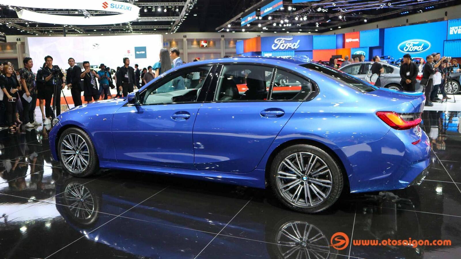 BMW 3 Series mới tại Thái Lan có giá bán từ 2,1 đến 2,4 tỷ đồng - Hình 3