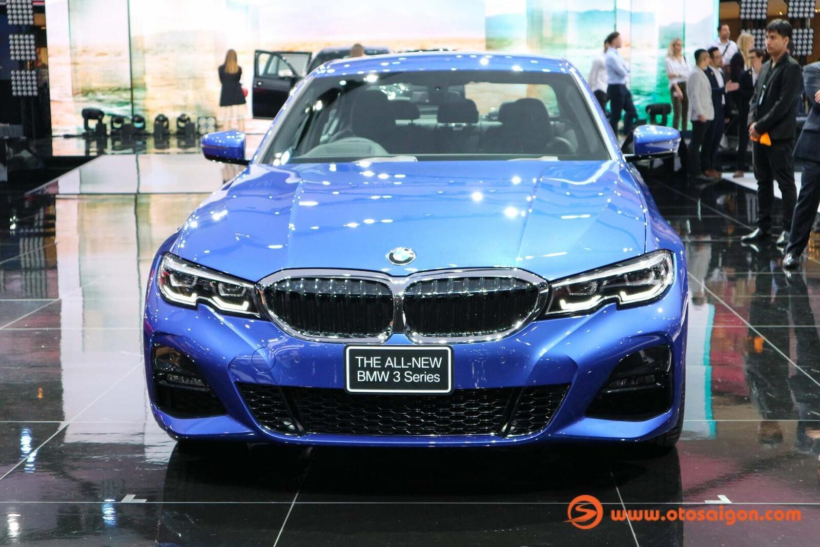 BMW 3 Series mới tại Thái Lan có giá bán từ 2,1 đến 2,4 tỷ đồng - Hình 4